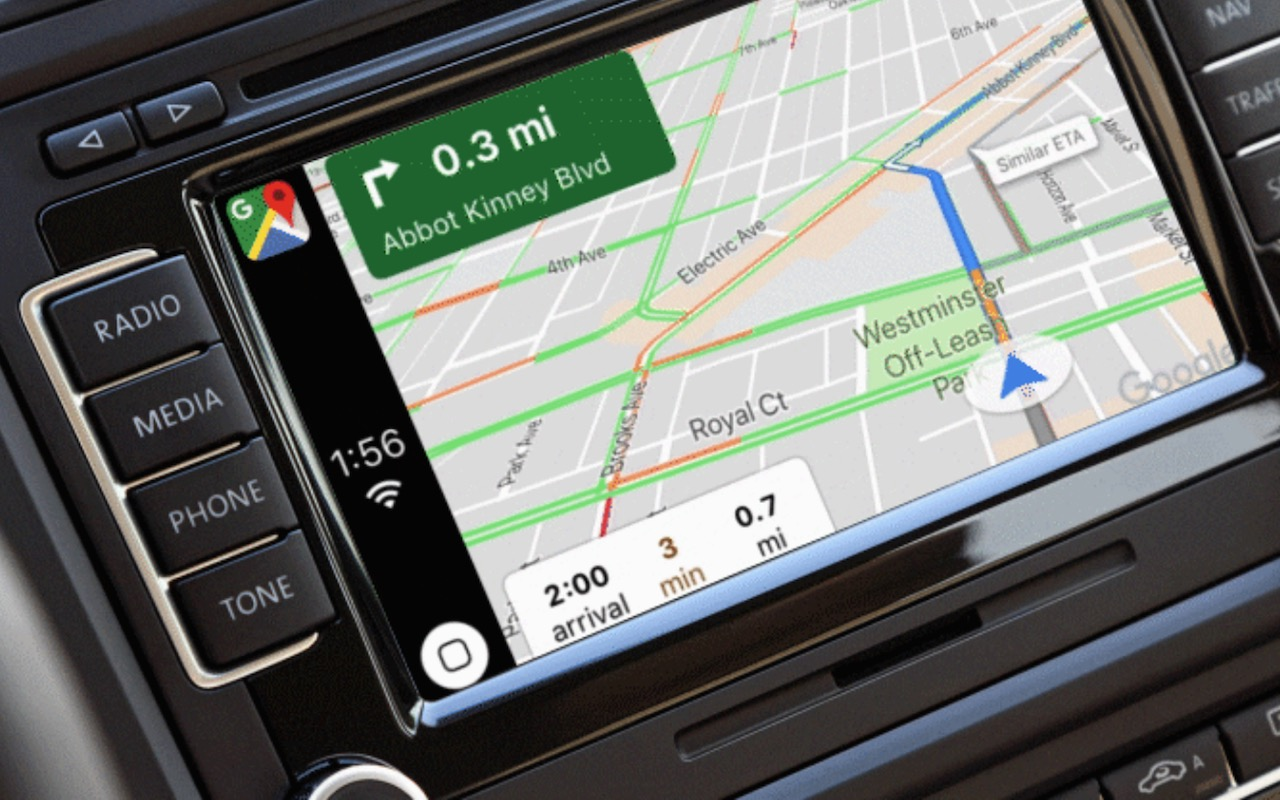iOS 12 Lets You Use Google Maps or Waze in CarPlay