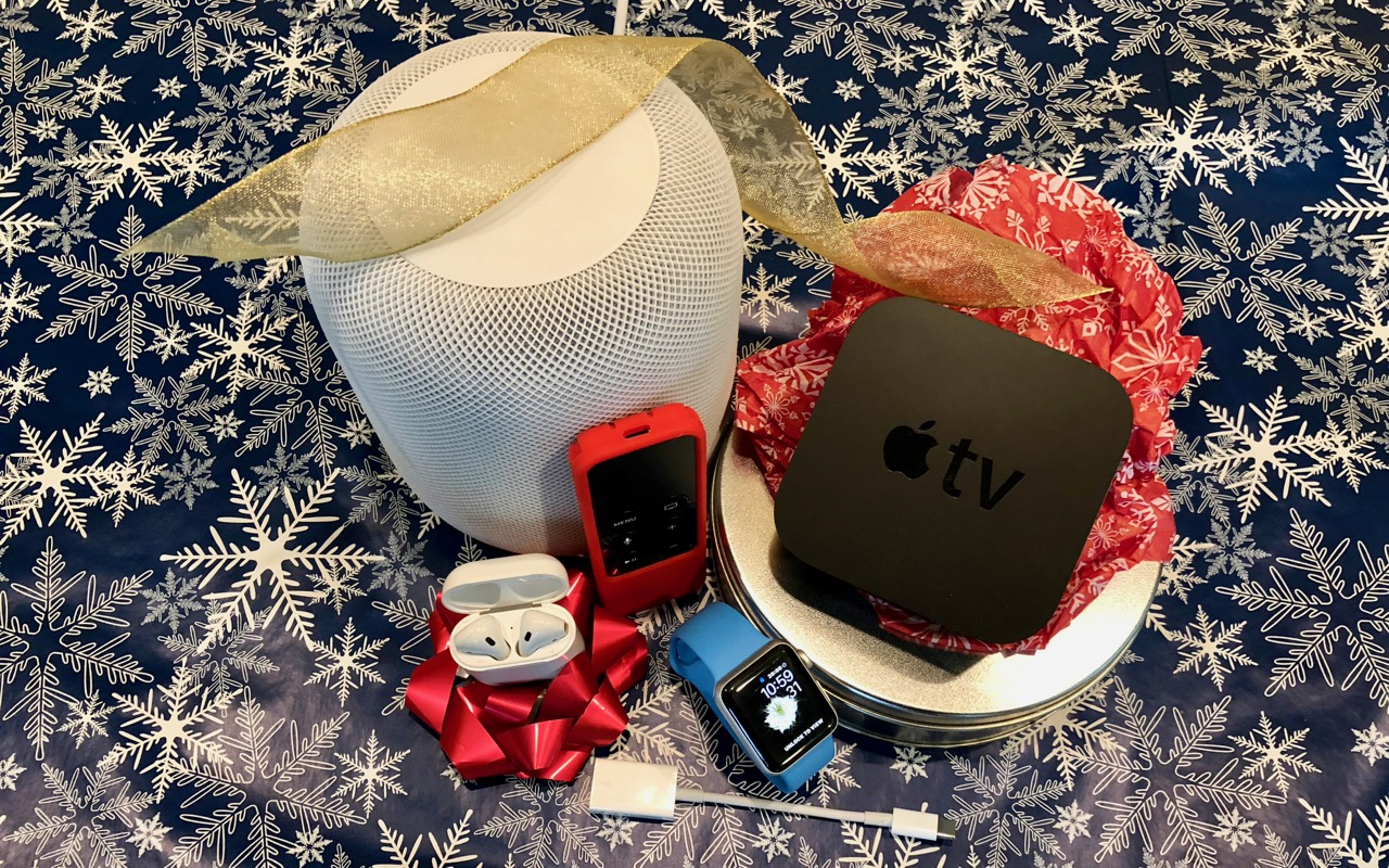 MacWorks, LLC Recommends The Best Apple-Related Gifts for 2018