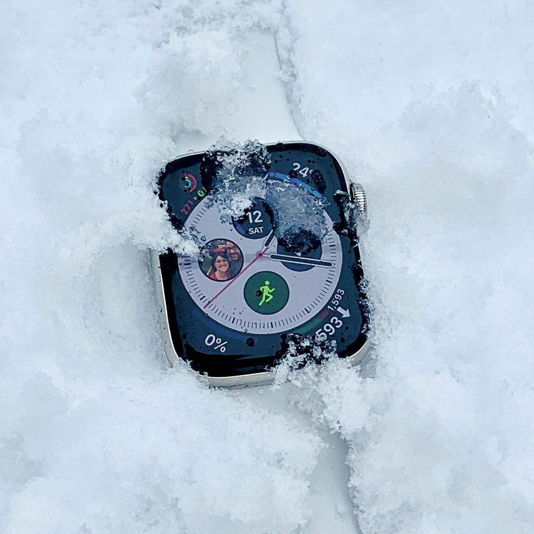 Tech Devices In Cold Weather
