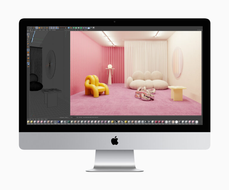 Apple Significantly Updates the 27-inch iMac