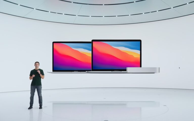 Apple Unveils New M1-Powered MacBook Air, MacBook Pro, and Mac mini